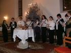Adventi koncert Bőcsön 2009
