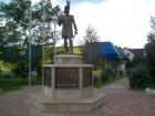 Hajdú szobor