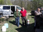Horgásztó tavaszi nagytakarítás