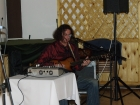 Enrico a gitáros
