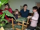 Karácsonyváró kézműves foglalkozás
