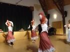 Quickstep karakter tánccsoport Tiszaújváros.