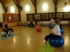 Pilates torna