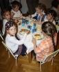 Az ünnepi ebéd mindenkinek ízlett.