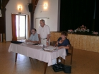 Kistérségi polgármesterek közgyűlése.