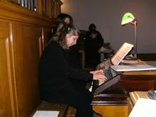 Adventi Hangverseny a Bőcsi Református Templomban.
