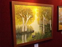 Festmény kiállítás