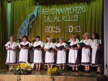 Hagyományörző közösségek találkozója 2010.