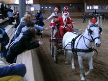 Karácsonyi programok az iskolában.