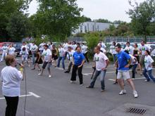 Bőcs is részt vett a Kihívás Napján.