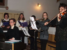 Tanárok adventi hangversenye 2007.